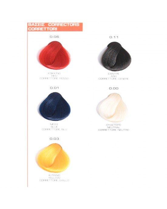 Επαγγελματικές Βαφές Color Pro