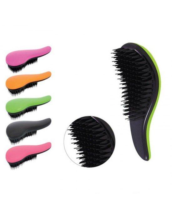 Πακέτo προσφοράς 3+1 δώρο ιδανική βούρτσα για μαλλιά που σπάνε με ευαισθησία στο ξεμπερδέμα