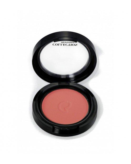 Powder Blush – Πούδρα ΡούζΕφαρμόστε το ρουζ στα μάγουλά σας με πινέλο n.107 η n.112 Για ένα πιο ξεχωριστό αποτέλεσμα, συμπληρώστε με κρεμώδη ρουζ στο μέσον του μάγουλου.