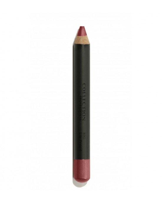 Μαλακό ελαστικό και κρεμώδες μολύβι για τα χείλη. ΣΥΜΒΟΥΛΕΣ ΓΙΑ ΤΗΝ ΕΦΑΡΜΟΓΗ – εφαρμόστε το μεγάλο μολύβι στα χείλη σας. – Για ακριβέστερο αποτέλεσμα, χρησιμοποιήστε ένα μολύβι για το Lip. – μείγμα του μεγάλου μολυβιού με τα n. 104 πινέλο. – εφαρμόστε το