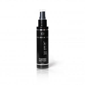 Hair Oil -Θρεπτικό λάδι καστορέλαιο ενισχύουν την τριχοφυΐα.