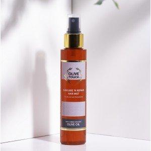 Αντηλιακό Σπρέυ Μαλλιών 125ml Προσφέρει ενυδάτωση, προστασία και επανόρθωση στα μαλλιά από την έκθεση στον ήλιο, από το νερό της θάλασσας και το χλώριο της πισίνας