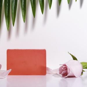 Χειροποίητο Σαπούνι με Βιολογικό Λάδι Ελιάς  Λάδι Τριαντάφυλλου