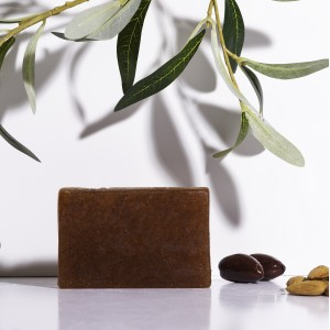 Χειροποίητο Σαπούνι με Βιολογικό Λάδι Ελιάς, Αιθέριο Έλαιο Κανέλας  Εκχύλισμα Πρόπολης