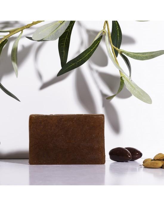 Χειροποίητο Σαπούνι με Βιολογικό Λάδι Ελιάς  Εκχύλισμα Κακάο
