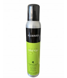 Dry Shampoo with Keratin & Argan Oil